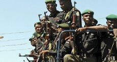 قوات الأمن النيجيرية