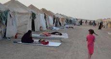 مخيمات النازحين