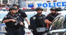الشرطة الأمريكيه