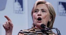يلارى كلينتون - وزيرة الخارجية الأمريكية السابقة