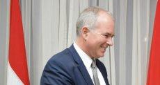 سفير الدنمارك بالقاهرة