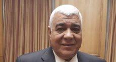 عبد الله حلمى رئيس شعبة البويات
