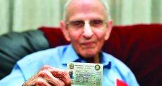 مواطن كينى صاحب الـ97 عاما