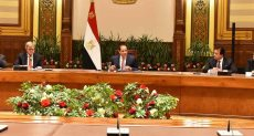 السيسي يستقبل مجلس أمناء الجامعة الأمريكية بالقاهرة