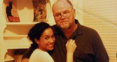 ميغان ووالدها