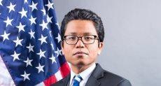 المتحدث الإقليمى باسم الخارجية الأمريكية، وارسو ناثان تك