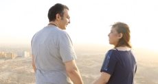 رامز وزوجته رشا
