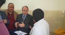 الدكتور نصيف حفناوى العفيفى وكيل وزارة الصحة بالمنوفية