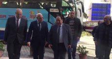 محافظ بورسعيد يستقبل وزير المالية