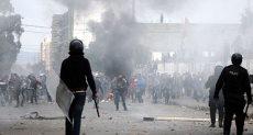 اشتباكات مع الشرطة فى تونس