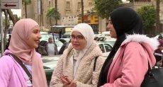 ارتياح بين نساء مصر لتعديل الدستور