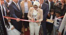 الدكتورة هالة زايد وزير الصحة