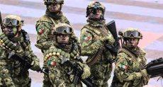 الجيش المكسيكى - أرشيفية