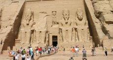 السائحون فى مصر