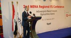 وزير الاتصالات يفتتح مؤتمر مؤسسة مجتمع الاتصالات الدولي