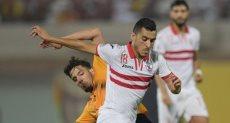 ابراهيم حسن لاعب الزمالك