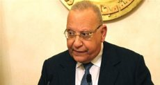 المستشار محمد حسام عبد الرحيم وزير العدل