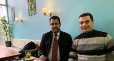 المقدم إسلام السحيلى أحد ابطال الشرطة من مصابى ثورة 25 يناير