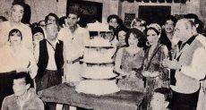 """الاحتفال بعيد ميلاد مسرحية """"ريا وسكينة"""""""