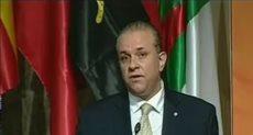أحمد سيف الدولة ممثل لجنة مكافحة الإرهاب بمجلس الأمن الدولى