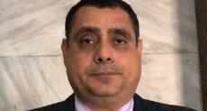 العميد حسام لبيب رئيس مدينة الشيخ زويد