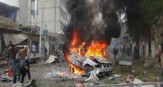 انفجار في نيبال - أرشيفية