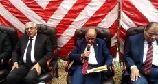 المستشار حسين عبده خليل رئيس هيئة قضايا الدولة