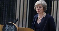 تريزة ماى رئيسة وزراء بريطانيا