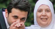 وفاة والدة مصطفى خاطر