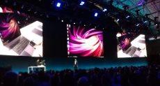 في المؤتمر العالمي للهواتف بأسبانيا