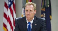 وزير الدفاع الأمريكى بالوكالة باتريك شانهان