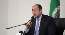السفير حسام زكى الأمين العام المساعد بجامعة الدول العربية