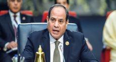الرئيس عبد الفتاح السيسي يعزي ضحايا حادث سريلانكا