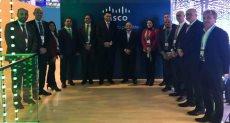 تعاون بين المصرية للاتصالات وسيسكو لتطوير الانترنت الأرضي