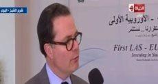 السفير الفرنسى فى القاهرة