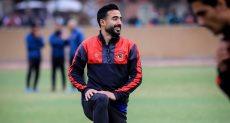 محمود وحيد لاعب النادي الأهلي