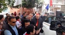 تعليٌ: الكاردينال ليوناردو ساندرى رئيس مجمع الكنائس الشرقية بروما