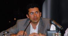 وزير الشباب والرياضة الدكتور اشرف صبحي