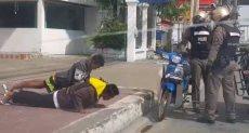 ممارسة الرياضة عقوبة فى تايلاند