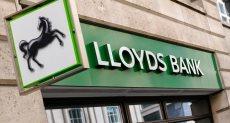 بنك لويدز المصرفى البريطانى