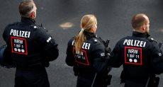 شرطة المانيا