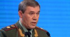 فاليري جيراسيموف - رئيس هيئة الأركان الروسية