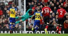 مانشستر يونايتد ضد ساوثهامبتون