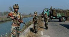 القوات الهندية - أرشيفية