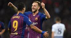 أتليتكو مدريد ضد برشلونة