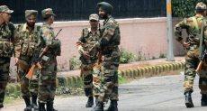 الجيش الهندى - أرشيفية