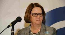 جانيت هاكمان المدير التنفيذى للبنك الأوروبى