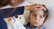 طفل مريض - أرشيفية