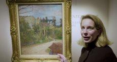 لوحة فنية عمرها 138 سنة
