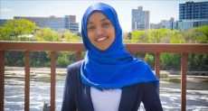 إلهان عمر عضو الكونجرس الأمريكي